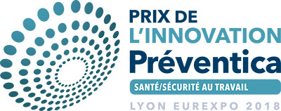 Prix de l'innovation au salon Préventica de Lyon