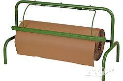Dérouleur horizontal pour papier kraft et carton ondulé