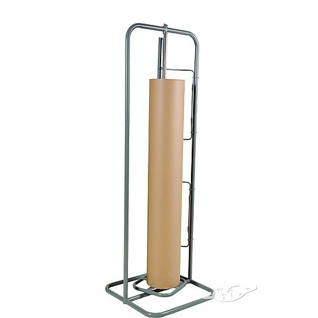 Dérouleur vertical pour papier kraft et carton ondulé