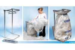 Compacteur housses plastique