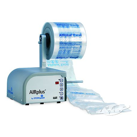 Coussins d'air gonflables + Machine AIRplus©