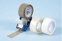 Rubans adhésifs PVC neutres