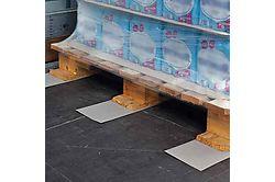 Intercalaires de palettisation antiglisse en carton